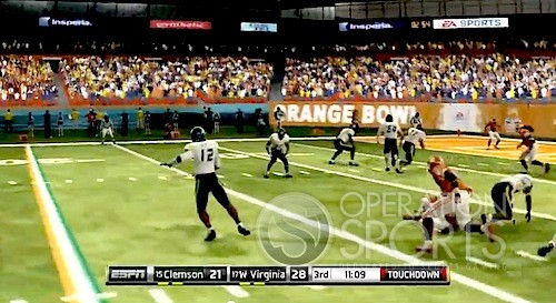 NCAA Football 12 Screenshot #342 for Xbox 360