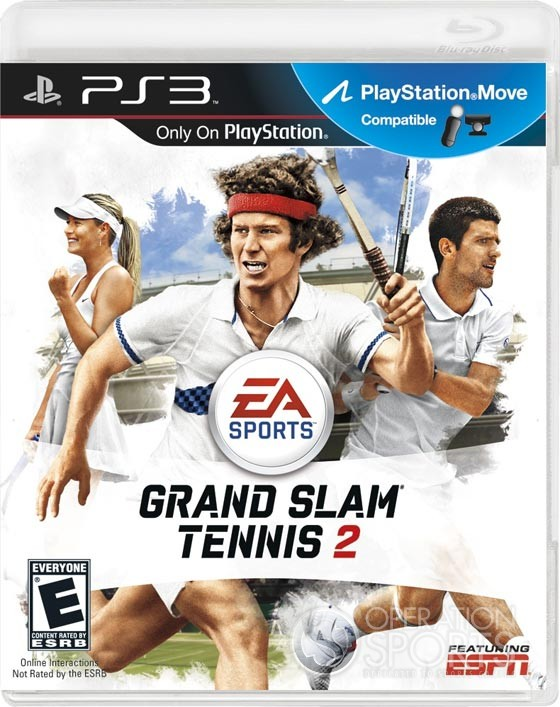Grand Slam Tennis 2 Screenshot #9 for Xbox 360