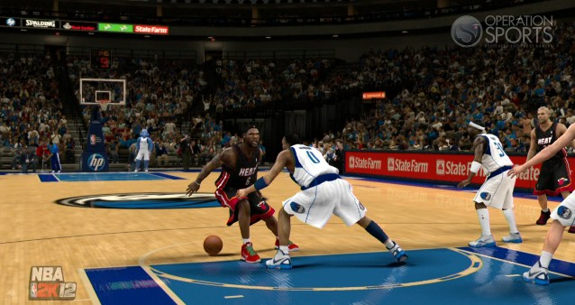 NBA 2K12 Screenshot #326 for Xbox 360