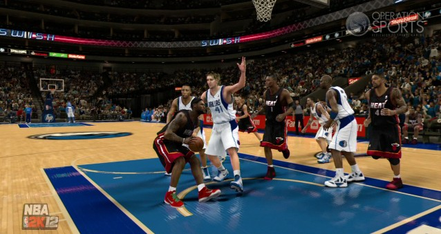 NBA 2K12 Screenshot #327 for Xbox 360
