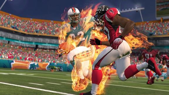 NFL Blitz Screenshot #27 for Xbox 360