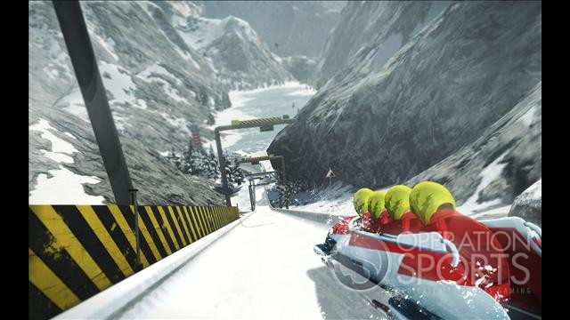Winter Stars Screenshot #1 for Xbox 360
