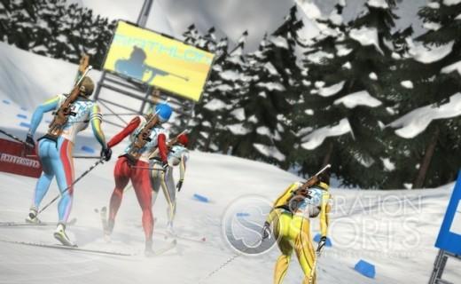Winter Stars Screenshot #6 for Xbox 360