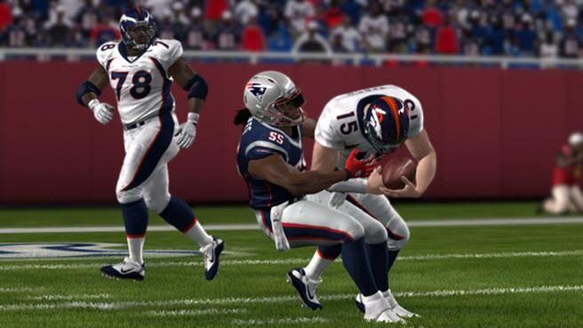 Madden NFL 12 Screenshot #376 for Xbox 360