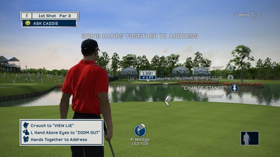 Tiger Woods PGA TOUR 13 Screenshot #19 for Xbox 360