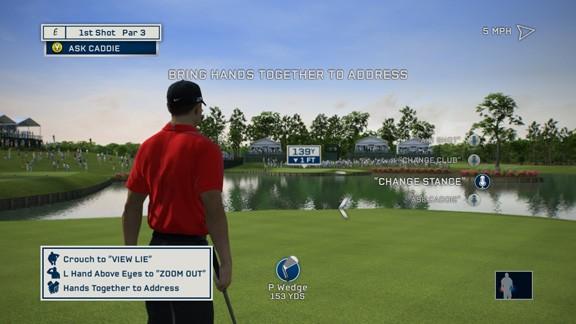 Tiger Woods PGA TOUR 13 Screenshot #19 for Xbox 360