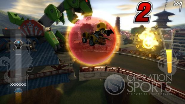 ModNation Racers: Roadtrip Screenshot #1 for PS Vita
