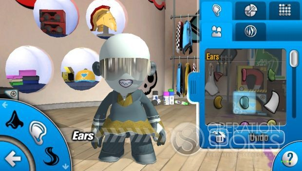 ModNation Racers: Roadtrip Screenshot #2 for PS Vita
