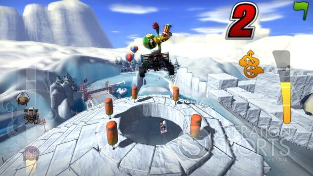 ModNation Racers: Roadtrip Screenshot #4 for PS Vita