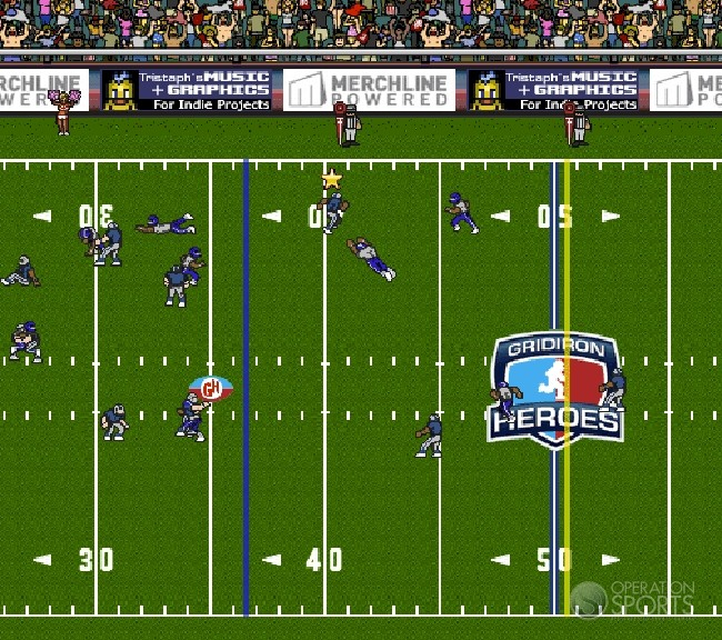 Gridiron Heroes Screenshot #4 for PC