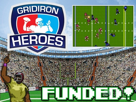 Gridiron Heroes Screenshot #5 for PC
