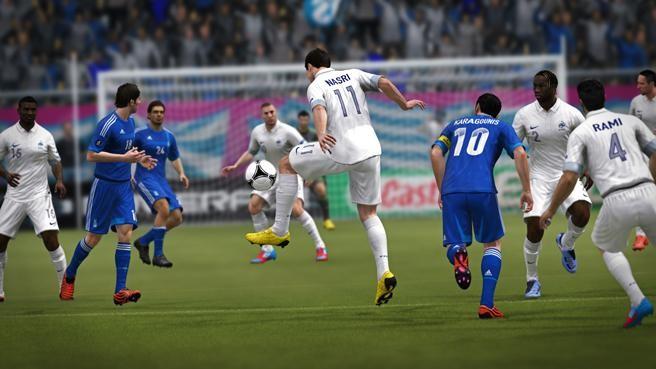 UEFA Euro 2012 Screenshot #9 for Xbox 360