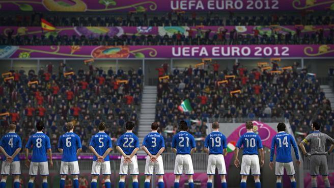 UEFA Euro 2012 Screenshot #10 for Xbox 360