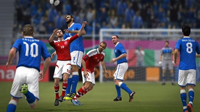 UEFA Euro 2012 Screenshot #11 for Xbox 360