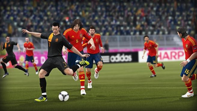 UEFA Euro 2012 Screenshot #12 for Xbox 360