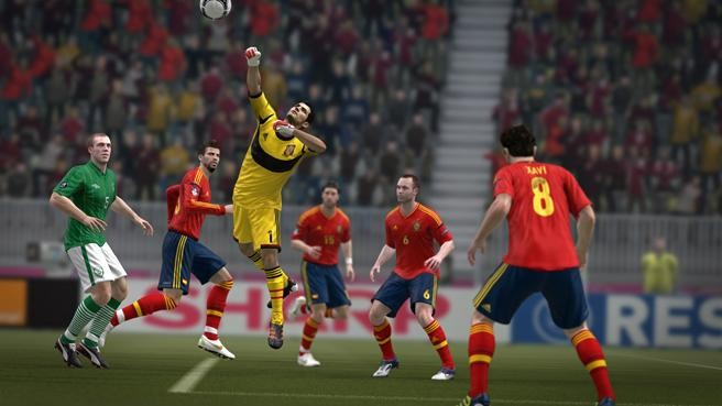UEFA Euro 2012 Screenshot #13 for Xbox 360