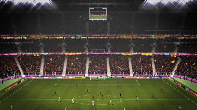 UEFA Euro 2012 Screenshot #15 for Xbox 360