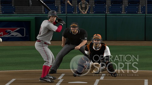 Operation Sports Screenshot #103 for Xbox 360