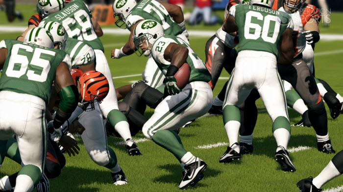 Madden NFL 13 Screenshot #22 for Xbox 360