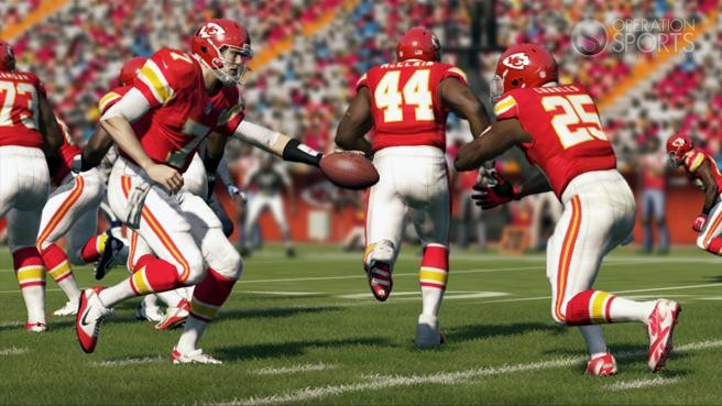 Madden NFL 13 Screenshot #23 for Xbox 360