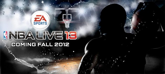 NBA Live 13 Screenshot #1 for Xbox 360
