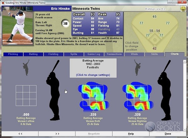 Baseball Mogul 2013 Screenshot #2 for PC