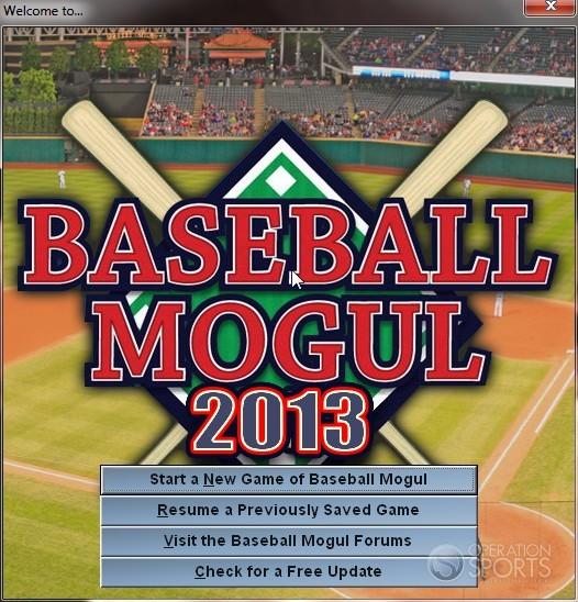 Baseball Mogul 2013 Screenshot #4 for PC