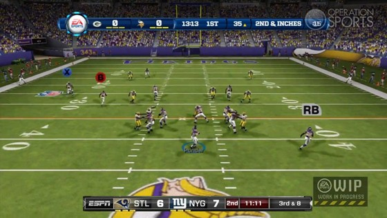Operation Sports Screenshot #116 for Xbox 360