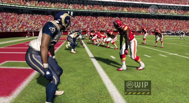 Madden NFL 13 Screenshot #89 for Xbox 360