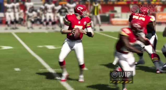 Madden NFL 13 Screenshot #104 for Xbox 360