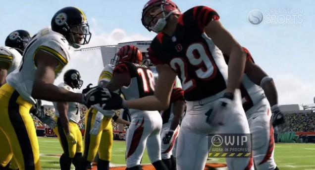 Madden NFL 13 Screenshot #110 for Xbox 360