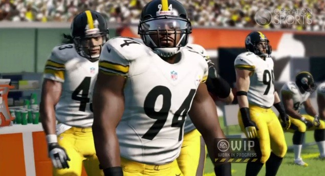 Madden NFL 13 Screenshot #112 for Xbox 360