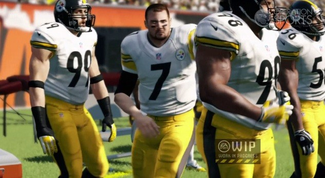 Madden NFL 13 Screenshot #114 for Xbox 360