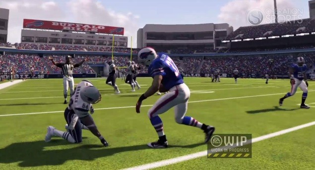 Madden NFL 13 Screenshot #122 for Xbox 360