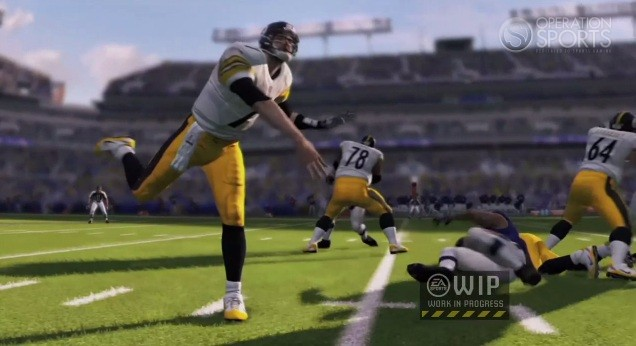 Madden NFL 13 Screenshot #126 for Xbox 360
