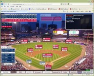 Dynasty League Baseball Online screenshot #25 for PC - Click to view