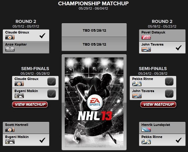 NHL 13 Screenshot #21 for Xbox 360