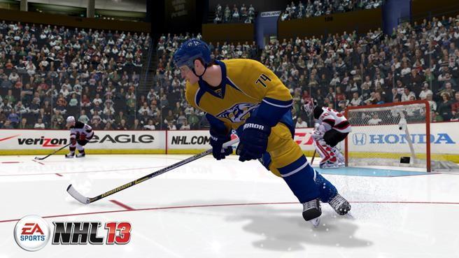 NHL 13 Screenshot #22 for Xbox 360