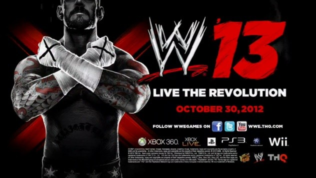 WWE 13 Screenshot #1 for PS3