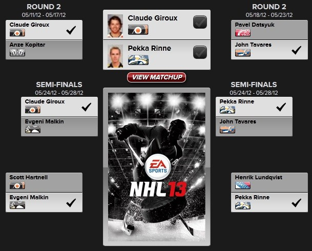 NHL 13 Screenshot #29 for Xbox 360