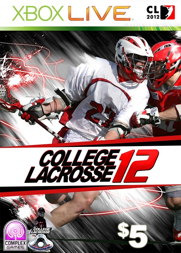 College Lacrosse 2012 Screenshot #1 for Xbox 360