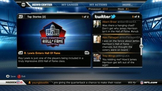 Madden NFL 13 Screenshot #186 for Xbox 360