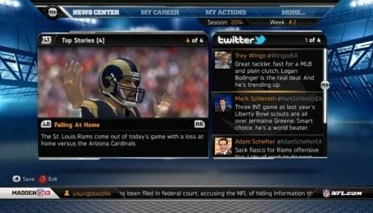 Madden NFL 13 Screenshot #192 for Xbox 360