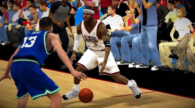 NBA 2K12 Screenshot #1 for PC
