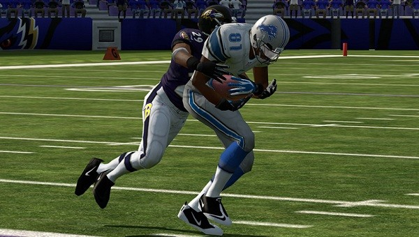 Madden NFL 13 Screenshot #1 for PS Vita