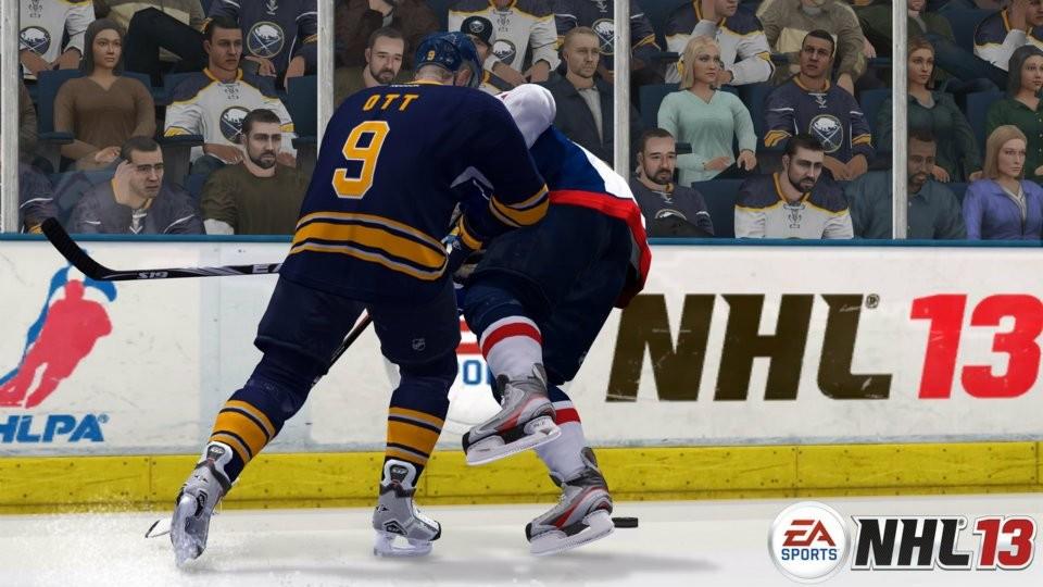 NHL 13 - описание игры, дата выхода, скриншоты.