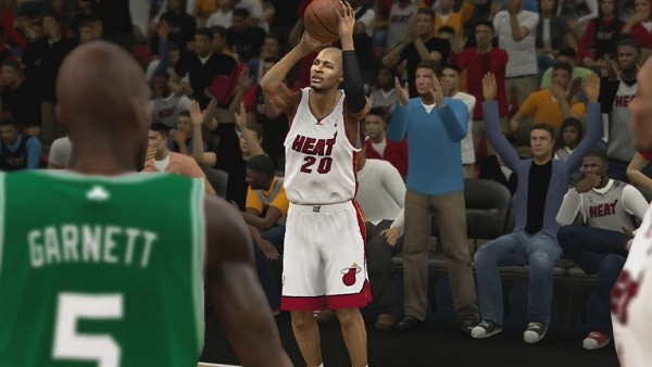 NBA 2K12 Screenshot #339 for Xbox 360