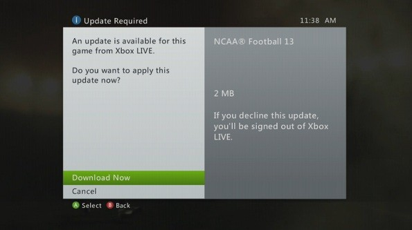NCAA Football 13 Screenshot #279 for Xbox 360