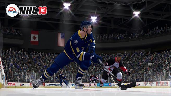 NHL 13 Screenshot #151 for Xbox 360