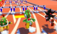 Mario & Sonic at the 2012 London Olympics screenshot #3 for Wii - Click to view